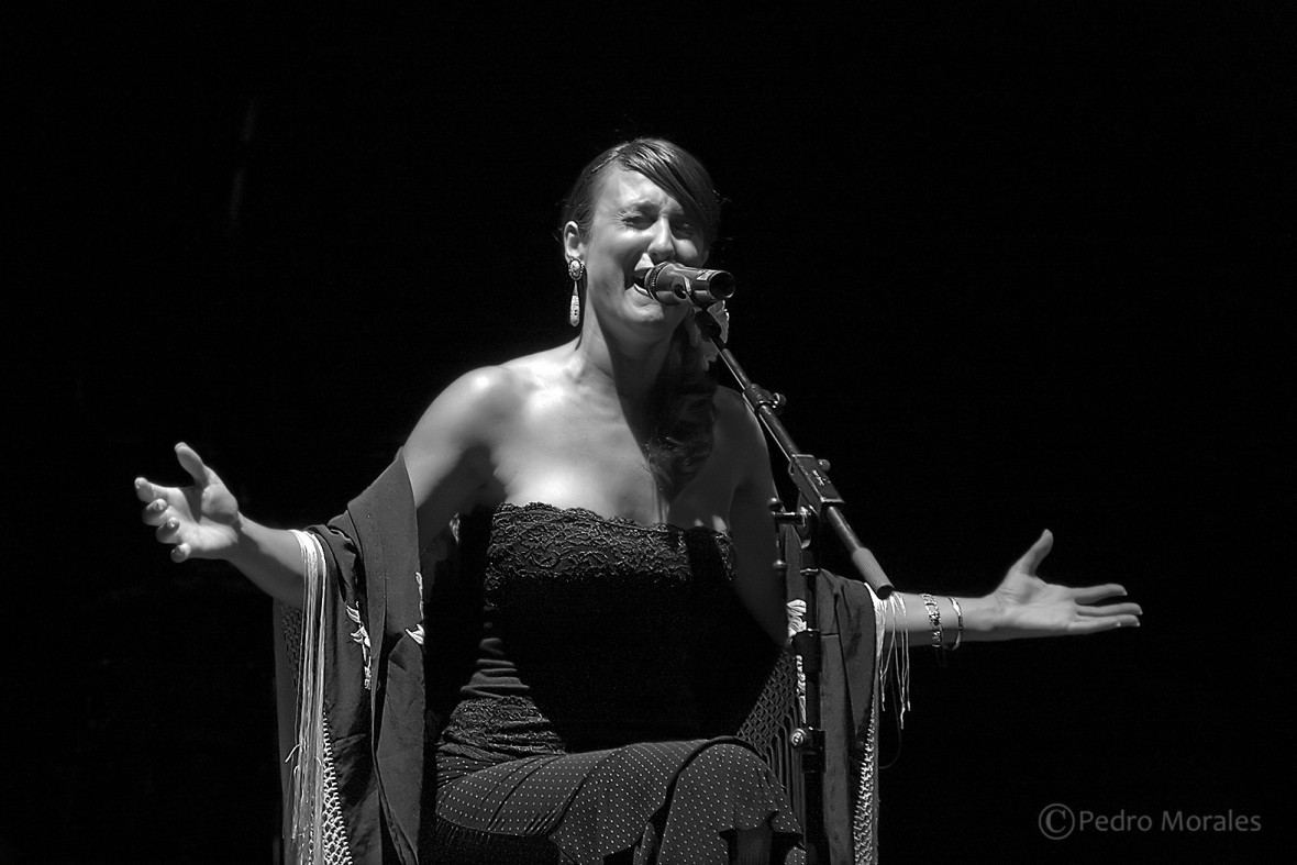 Eva Piñero Flamenco Show Tango Restaurante