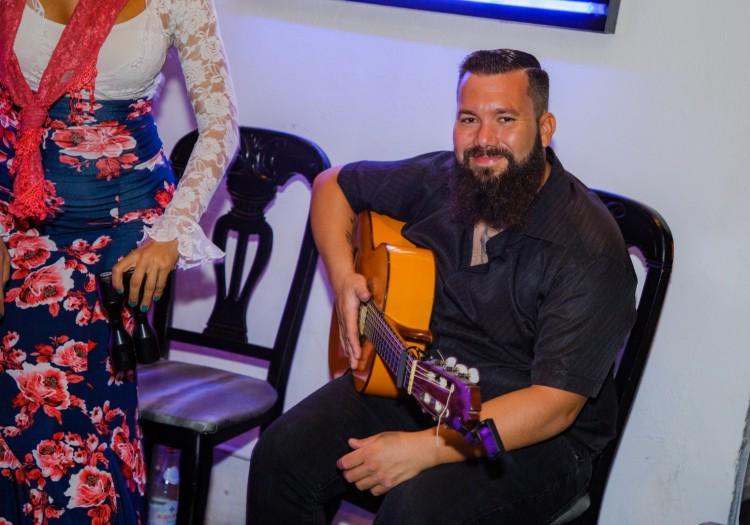 Flamenco Show Puerto Banus 10