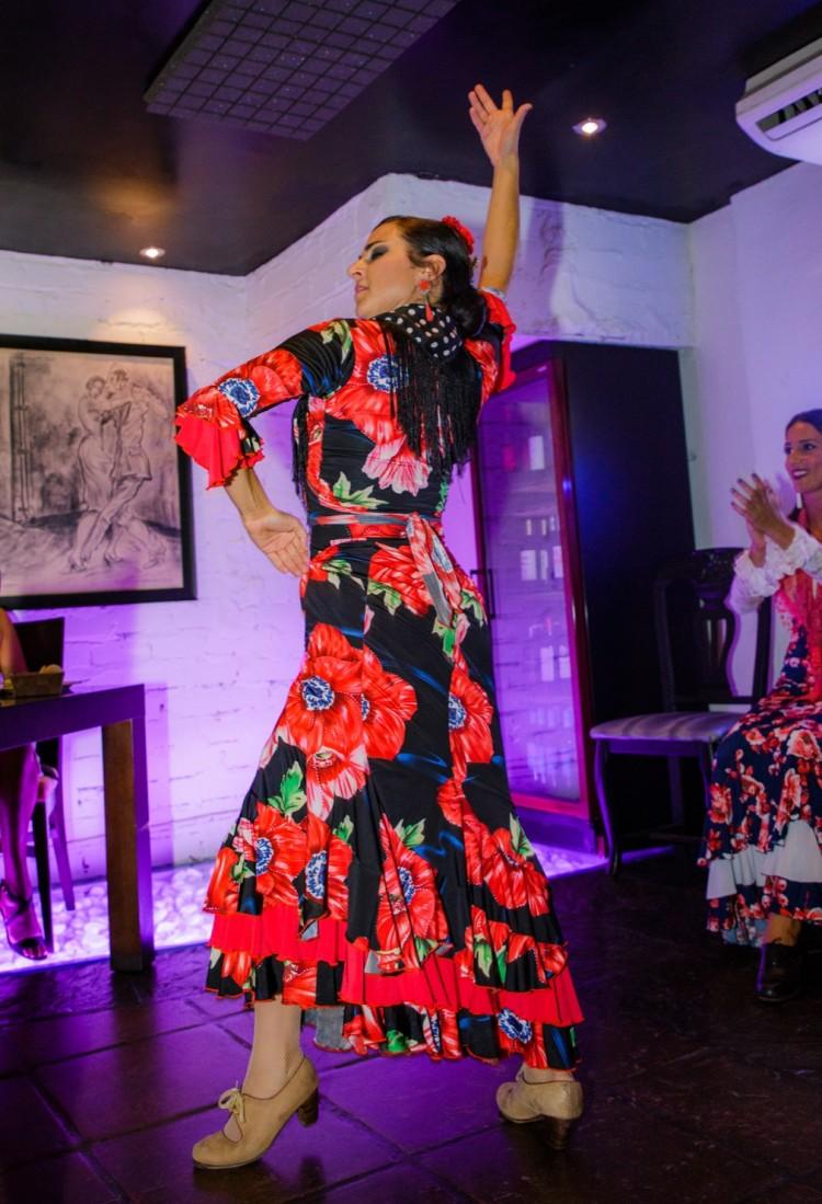 Flamenco Show Puerto Banus 8