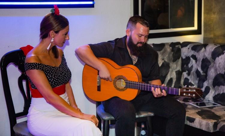 Flamenco Show Puerto Banus 4