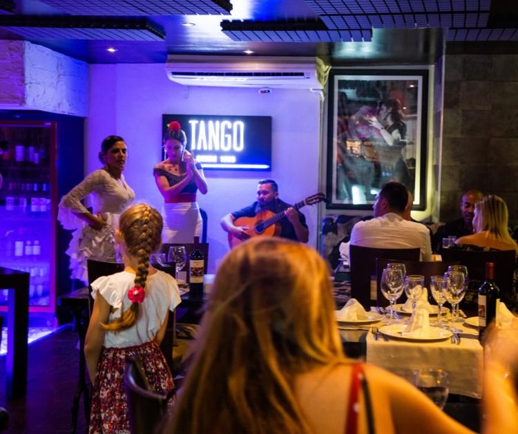 Flamenco Show Puerto Banus 2