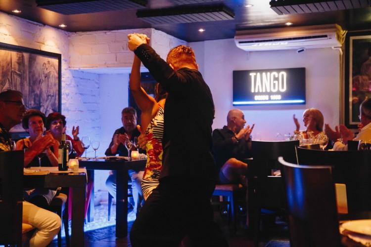 TANGO Show Puerto Banus