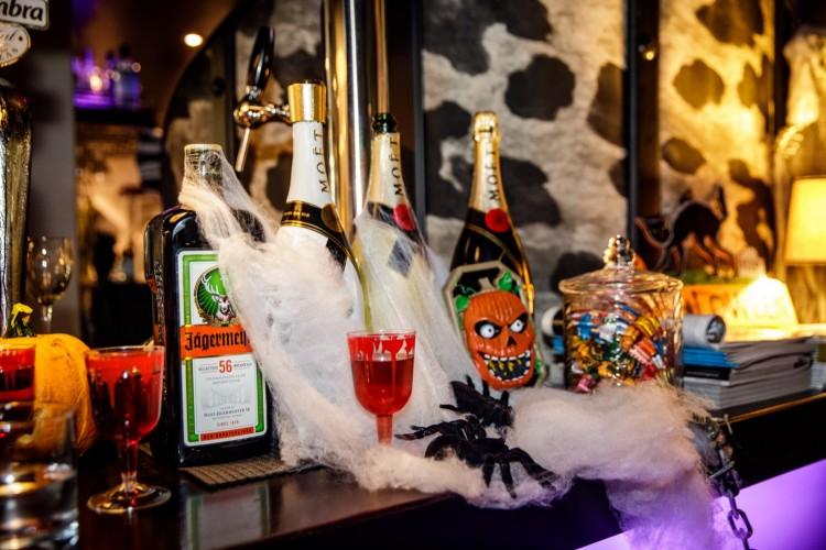 Halloween 2018 3 Tango Restaurante Marbella