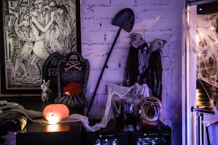Halloween 2018 5 Tango Restaurante Marbella