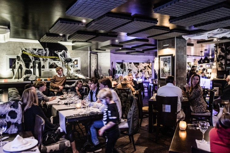 Halloween 2018 6 Tango Restaurante Marbella
